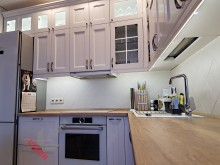 Кухня неоклассика №009